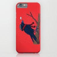 Annoyed IL Birds: The Crow iPhone 6 Slim Case