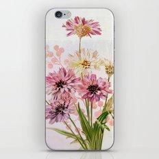 bouquet en rose iPhone & iPod Skin