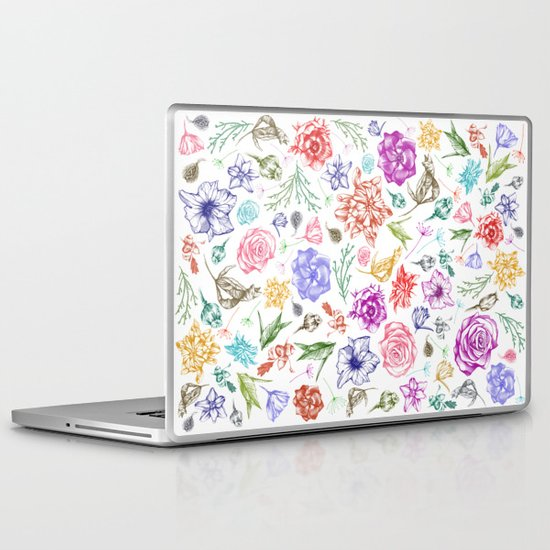 For Her  Laptop & iPad Skin