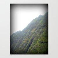Cliffs Of Na Pali Canvas Print