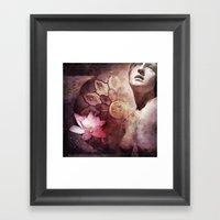 Hellene Framed Art Print