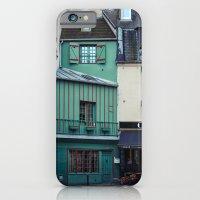 The Streets Of Paris, Fr… iPhone 6 Slim Case