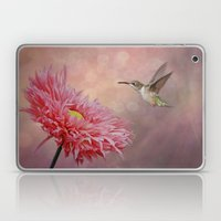 A Hummingbirds Dance Laptop & iPad Skin