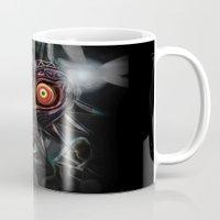 Legend Of Zelda Majora's… Mug