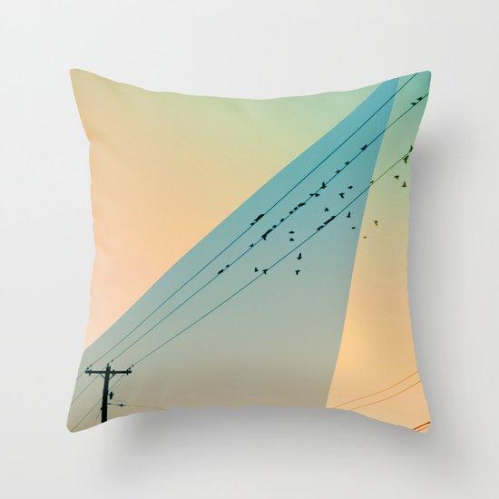 Cool World #2 Throw Pillow
