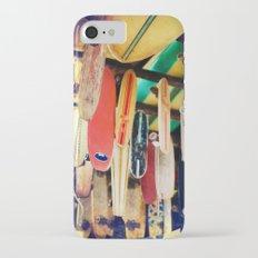 surfs up! iPhone 7 Slim Case