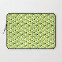 pattern green Laptop Sleeve