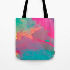 The colors mix Tote Bag