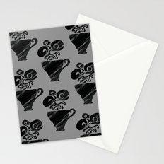 Black Tea Stationery Cards