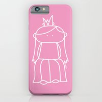 iPhone & iPod Case featuring Princess by oekie