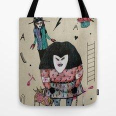 L'Ire d'Irenee Tote Bag