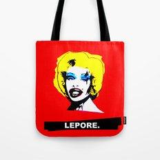 Amanda Lepore x Marilyn Monroe. Tote Bag
