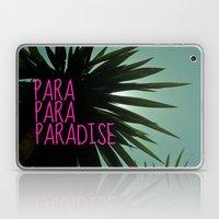 EXOTIC PARADISE Laptop & iPad Skin