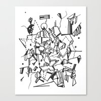 Realm Canvas Print