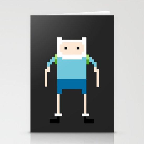 Finn Stationery Card