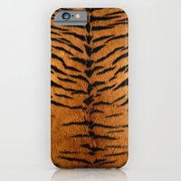 iPhone & iPod Case featuring Haute Tiger by Addington Blythe/Legion XXI