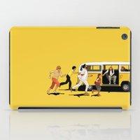 Little Miss Sunshine iPad Case