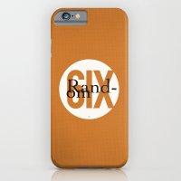 Rand-om iPhone 6 Slim Case