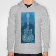 Blues Guitar Hoody