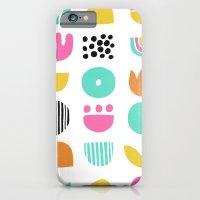 SIMPLE GEOMETRIC 001 iPhone 6 Slim Case