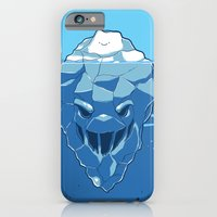 iPhone & iPod Case featuring Below the Surface by Terry Mack