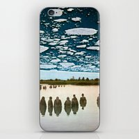 The Pack iPhone & iPod Skin