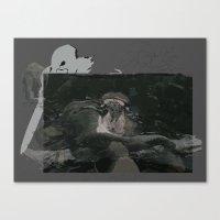 A Preview Canvas Print