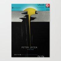 Peter Jecza Canvas Print