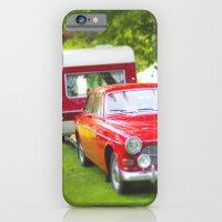 Let's go camping iPhone 6 Slim Case