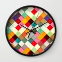Pass this On Wall Clock
