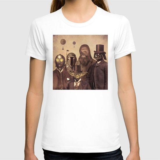 Victorian Wars (square format)  T-shirt