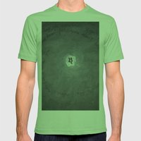Twins Mens Fitted Tee Grass SMALL