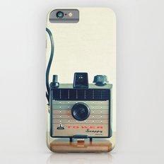 Black Tower Slim Case iPhone 6s