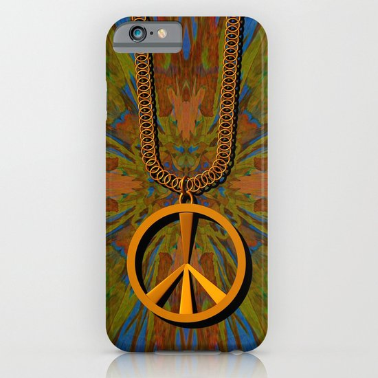 Child of the Sixties iPhone & iPod Case
