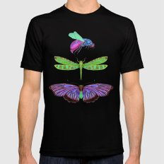 The Beautiful People SMALL Mens Fitted Tee Black
