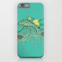 iPhone & iPod Case featuring Surfin' Soundwaves by Mathijs Vissers