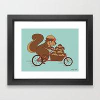 Precious Cargo Framed Art Print
