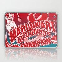 Mario Kart 8 Champion Laptop & iPad Skin
