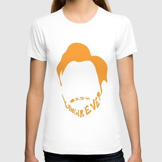 Best Ginger Ever. T-shirt