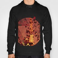Polygons Of A Photograph Hoody