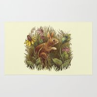 The Cottontail And The K… Rug