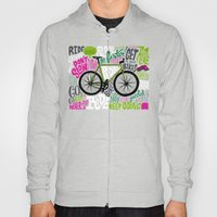RIDE YOUR BIKES Hoody