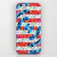 Abstract America iPhone & iPod Skin