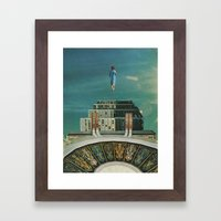 Inner Cities: Being Ther… Framed Art Print