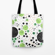 Jungle Coctail Tote Bag