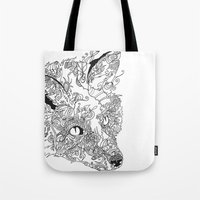 Her Complicated Nature I Tote Bag