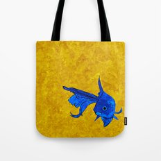A fish! A fish! A fishy... OH!! Tote Bag