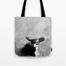Quiet Fawn Tote Bag