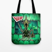 The Witch King concept! Tote Bag
