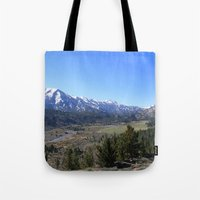 Sonora Pass Tote Bag